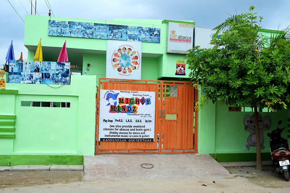 About Mighty Mindz International PreSchool